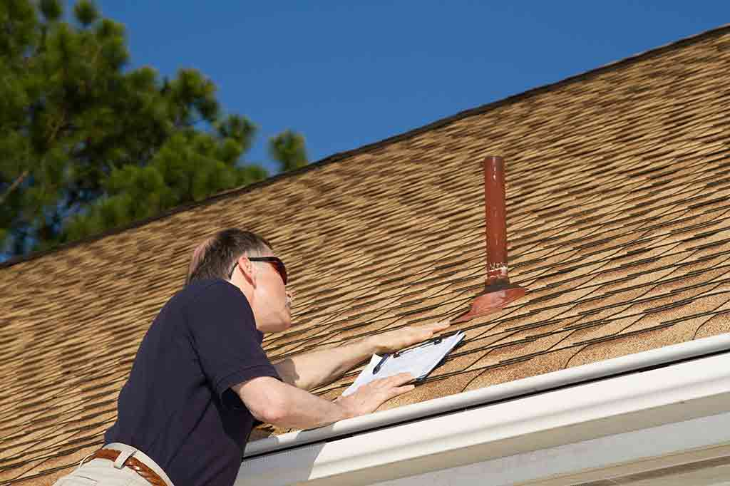 Residential Roof Inspection